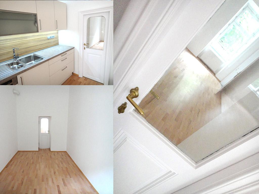 14 Kleines Zimmer Scherzergasse 1