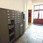Paketbox Erdgeschoss